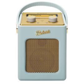 Roberts Revival Mini DAB Radio - Duck Egg