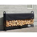 more details on Shelter Logic Large 2.4m Log Rack.