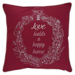 more details on Heart of House Love Builds a Happy Home Cushion.