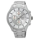 more details on Seiko Men's Stainless Steel Chronograph Watch.