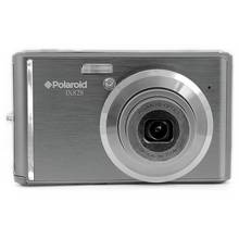 Polaroid IX828 20MP 8x Zoom Compact Camera - Gun Metal