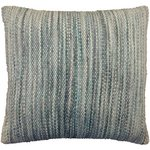 more details on Heart of House Space Dyed Cushion - Blue.