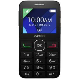 Tct - Alcatel Feature phones At 20.08 1.8In 4Mb Silver Gsm In Best Price and Cheapest