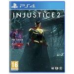 more details on Injustice 2 PS4 Pre-Order Game.