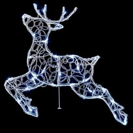 Premier Decorations Prancing Reindeer LED Light.