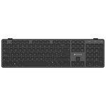 more details on Kanex MultiSync BT Keyboard for PC - Black.