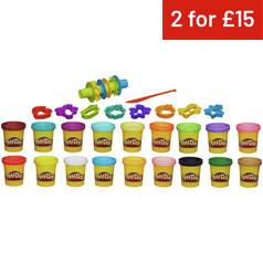 Play Doh Super Colour Kit