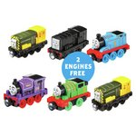 more details on Thomas and Friends Diesel v Steamies Value Pack Playset.
