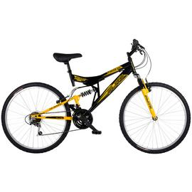 Flite Taser 26 Inch Dual Suspension Mountain Bike