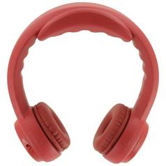 Headfoams HF-BT100 Kids Bluetooth On Ear Headphones - Red