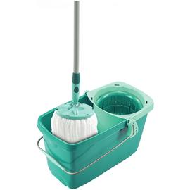 Leifheit Clean Twist Disc Mop System with Rollers