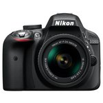 more details on Nikon D3300 DSLR Camera with 18-55mm & 70-300mm lenses