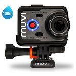 Veho Muvi K2NPNG 1080p Action Cam - Black