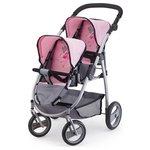 more details on Bayer Twin Tandem Soft Pink Grey.