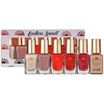 more details on Barry M Cosmetics Sunset Nail Beauty Set - 6 Pack.