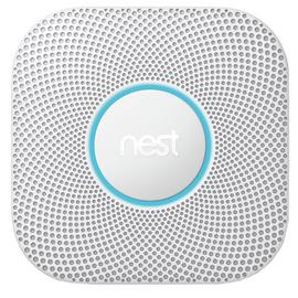 Google Nest Protect 2nd Generation Wired Smoke/CO Detector