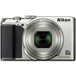 more details on Nikon CoolPix A900 20MP Camera - Silver.