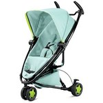 more details on Quinny Zapp Xtra Stroller - Miami Blue Pastel.