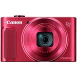 more details on Canon Powershot SX620 20MP 25x Zoom Camera - Red.