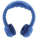 more details on Headfoams HF-BT100 Kids Bluetooth On Ear Headphones - Blue.