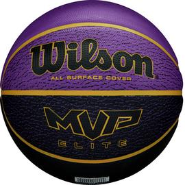 Wilson MVP Lakers Inspired Basketball - Size 7