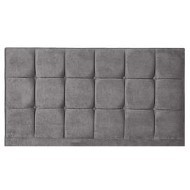 Forty Winks Floor Stand Superking Headboard - Seal Grey