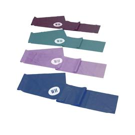 Women's Health Pilates and Yoga Bands - Set of 4