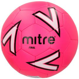 Mitre Final Size 3 Football - Pink