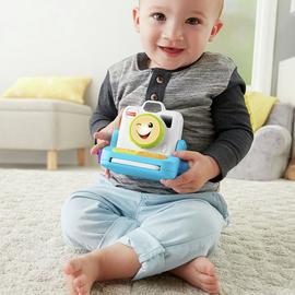 Fisher-Price Laugh & Learn Click & Learn Instant Camera Toy