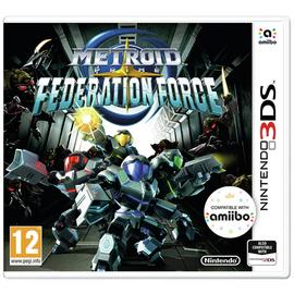Metroid Prime: Federation Force Nintendo 3DS Game
