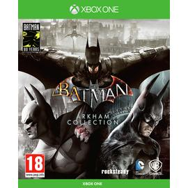 Batman: Arkham Collection Xbox One Game