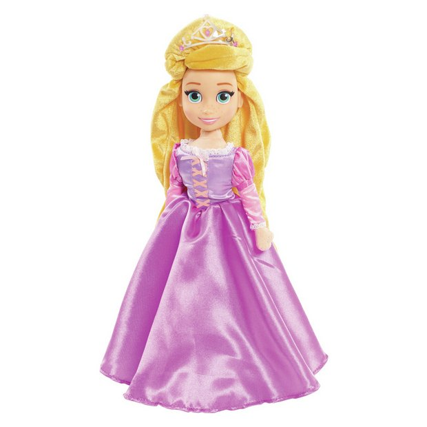 Buy Disney Princess Toddler Cinderella Doll At Argos Co Uk: Buy Disney Princess Plush Doll Rapunzel At Argos.co.uk