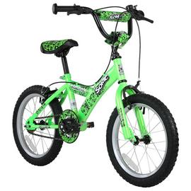 Sonic Robotnic 16 Inch Junior Bike