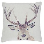 more details on Heart of House Stag Print Cushion.