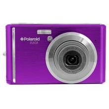 Polaroid IX828 20MP 8x Zoom Compact Camera - Purple