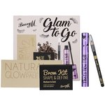 more details on Barry M Cosmetics Glam to Go Eye Kit.