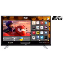 Bush 40 inch 4K Ultra HD Smart TV with Freeview Play