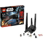 more details on LEGO Star Wars R1 Krennics Imperial Shuttle- 75156.