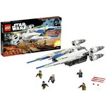 more details on LEGO Star Wars R1 Rebel U Wing- 75155.