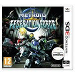 more details on Metroid Prime: Federation Force 3DS Game.