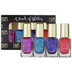 more details on Barry M Cosmetics Glitterati Nail Beauty Set - 4 Pack.