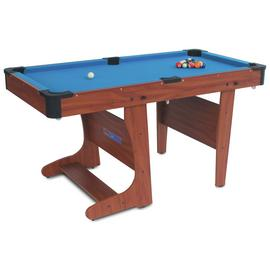 BCE 6ft Clifton Folding Pool Table