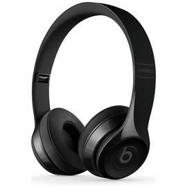 4fe380f9fce Beats by Dre Solo 3 On-Ear Wireless Headphones - Gloss Black