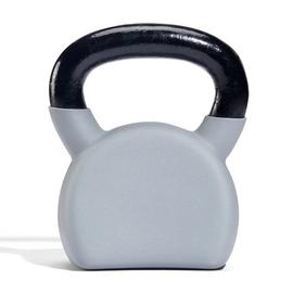 Women's Health Cast Iron and Rubber Kettlebell - 14kg