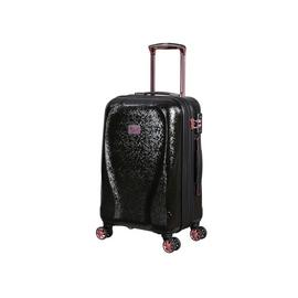 itGirl Luggage - Hard 8 Wheel Expander Cabin TSA Lock Case