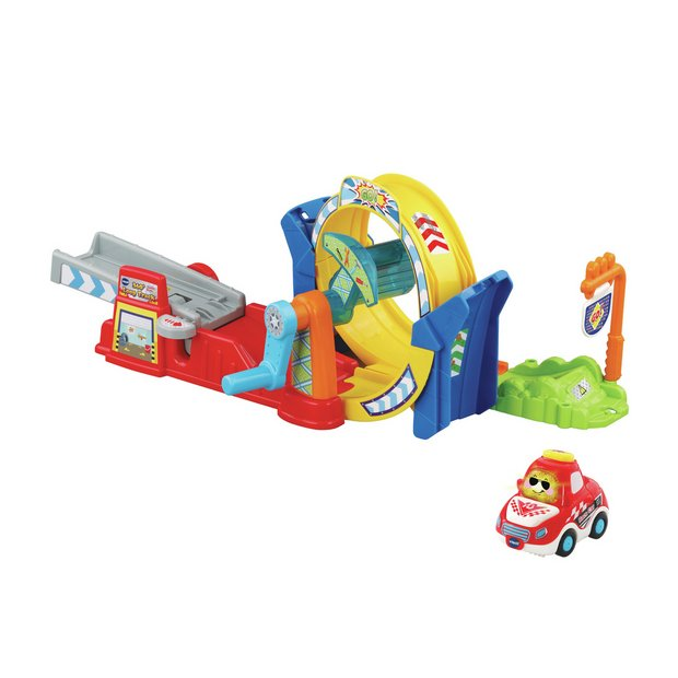 Buy VTech Toot Toot Roller Coaster Loop Set | Toy cars, vehicles and sets | Argos