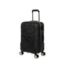 IT Luggage Hard 8 Wheel Skull Expander Cabin Case