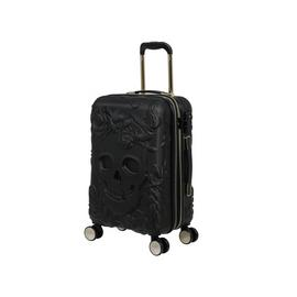 IT Luggage Hard 8 Wheel Skull Expander Cabin Case