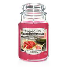 Home Inspiration Large Jar Candle - Watermelon Slice