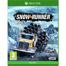 SnowRunner Xbox One Game Pre-Order
